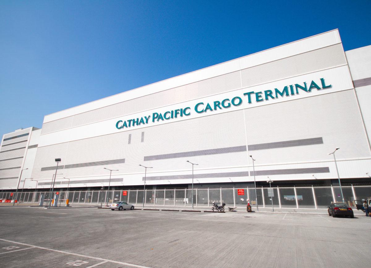 Neues Cargo-Terminal mit Siemens-Technik am Flughafen Hongkong eröffnet / New cargo terminal with Siemens equipment opens at Hong Kong Airport