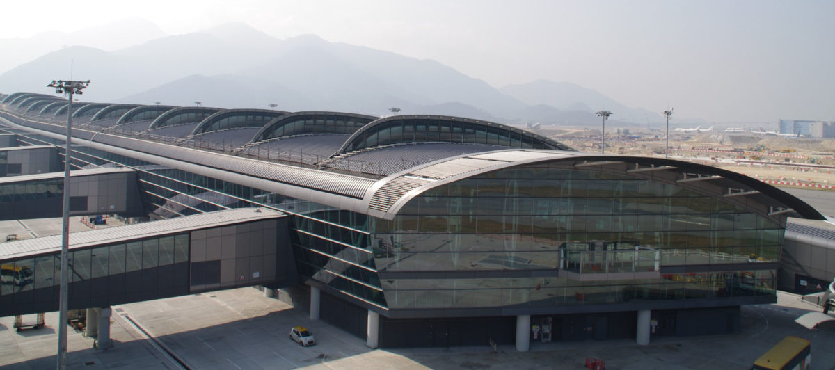 HK$10-billion Midfield Concourse Opens On Schedule