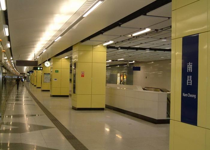 Nam Cheong KCRC station 3