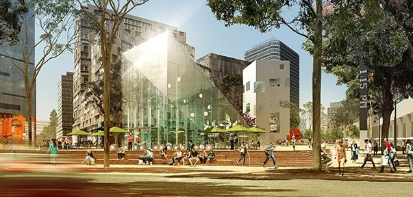 Green Light for Green Square Library and Plaza in Sydney