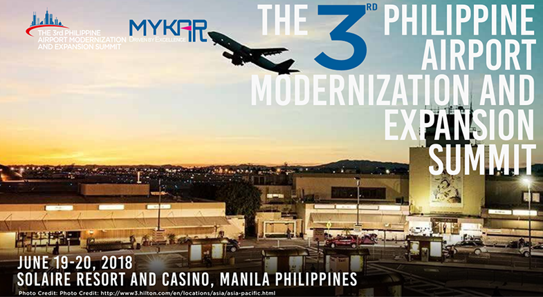 Craft and Aluform Attend The 3rd Philippine Airport Modernization & Expansion Summit